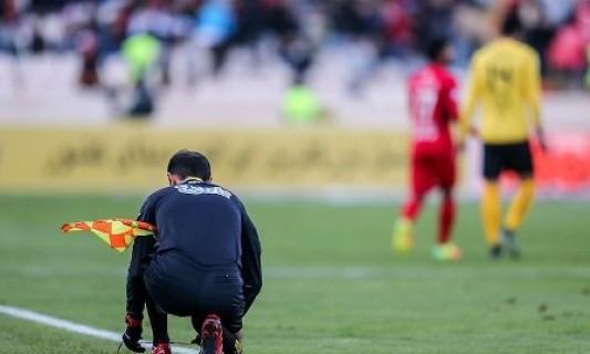 اسامی داوران هفته چهاردهم لیگ دسته اول فوتبال